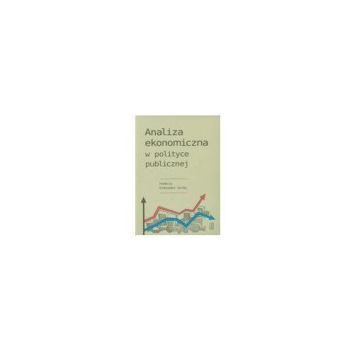 Biblioteka biznesu, Analiza ekonomiczna w polityce publicznej (opr. broszurowa)