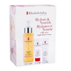 Elizabeth Arden Eight Hour Cream All-Over Miracle Oil zestaw Olejek nawilżający 155 ml + Krem na dzień SPF 15 15 ml dla kobiet