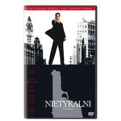 Nietykalni (DVD) - Brian De Palma DARMOWA DOSTAWA KIOSK RUCHU