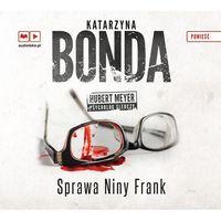 Przewodniki turystyczne, Sprawa Niny Frank (CD) (opr. kartonowa)