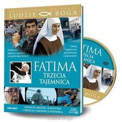 FATIMA.TRZECIA TAJEMNICA + film DVD