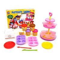 Kreatywne dla dzieci, Plastociasto Cukiernia - Brimarex
