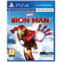 Gry PS4, Marvel's Iron Man VR (PS4)