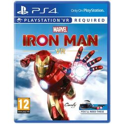 Marvel's Iron Man VR (PS4)