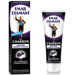 Email Diamant, pasta do zębów, Le Charbon, 75ml - Długi termin ważności! DARMOWA DOSTAWA od 39,99zł do 2kg!