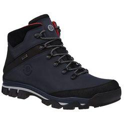 Trzewiki trekkingowe BADURA 4616-434 Granatowe SympaTex