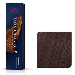 Wella Koleston Perfect ME+ | Trwała farba do włosów 4/77 60ml