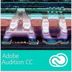 Adobe Audition CC Multi European Languages Win/Mac - Subskrypcja (12 m-ce)