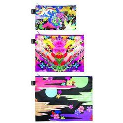 Saszetki Zip Pockets 3 szt. Shinpei Naito