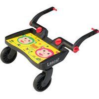 Dostawki do wózków, Lascal Buggy board MINI dostawka do wózka, żółta - BEZPŁATNY ODBIÓR: WROCŁAW!