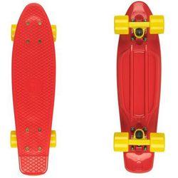 Deskorolka Fishskateboards Red Red Yellow Yellow