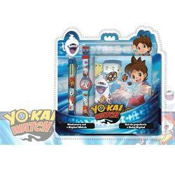 Zegarek na rękę + pamiętnik Yo-Kai Watch