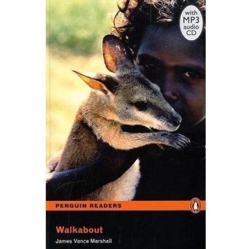 Książki do nauki języka, Walkabout + MP3. Penguin Readers (opr. miękka)