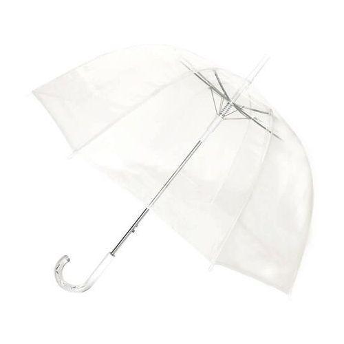 Smati Parasol przezroczysty, długi z dużą kopułą paris (ubul0076)