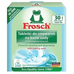 FROSCH Tabletki do zmywarki 30szt.