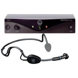 AKG WMS45 Sport Set mikrofon bezprzewodowy nagłowny C-544L, do aerobiku, cz. A Płacąc przelewem przesyłka gratis!