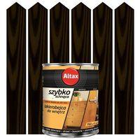 Lakierobejce, Lakierobejca szybkoschnąca do wnętrz Altax wenge 0,75 l
