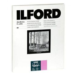 ILFORD MG IV Deluxe 24x30/50 1M (błysk)