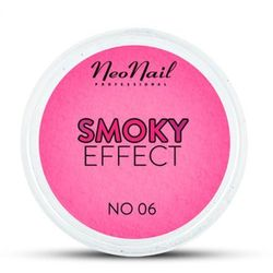 NeoNail SMOKY EFFECT Pyłek No 06 (fuksja)