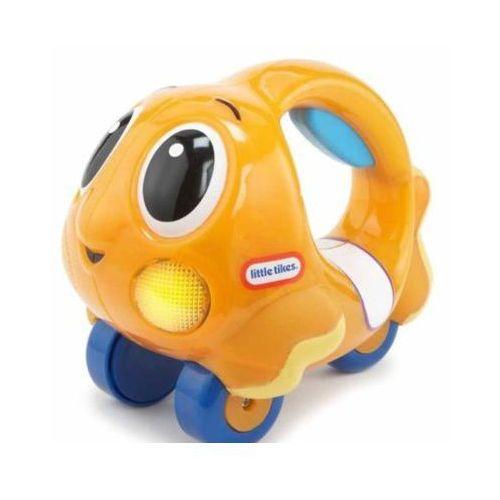 Interaktywne dla niemowląt, Świecąca Rybka, pomarańczowa - DARMOWA DOSTAWA OD 199 ZŁ!!!