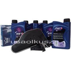 Filtr oraz olej ELF G3 automatycznej skrzyni biegów Pontiac Montana