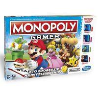 Gry dla dzieci, Gra Monopoly Gamer - Hasbro