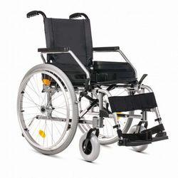 Wózek inwalidzki wykonany ze stopów lekkich - stab