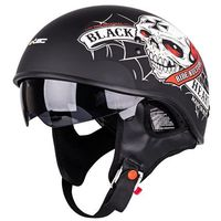 Kaski motocyklowe, Kask motocyklowy W-TEC V535 Black Heart, XL (61-62)