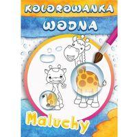 Książki dla dzieci, Wodne kolorowanki maluchy (opr. broszurowa)