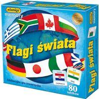 Planszówki, Flagi świata memory