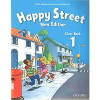 Książki do nauki języka, Happy Street NEW 1 SB OXFORD - Maidment Stella, Roberts Lorena (opr. miękka)