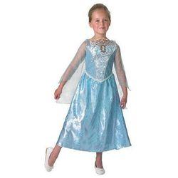 Grający i świecący kostium Frozen - Elsa - Roz. S