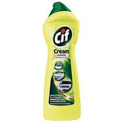 CIF Mleczko do czyszczenia CREAM LEMON 700ml, żółty