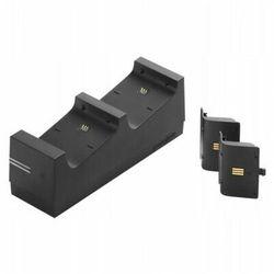 Stacja ładująca SNAKEBYTE Twin Charge X do XBOX ONE S/X Czarny