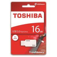 Flashdrive, Pendrive Toshiba U303 16GB USB 3.0 White (THN-U303W0160E4) Darmowy odbiór w 20 miastach!