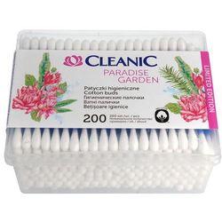 Cleanic Patyczki higieniczne pudełko 300 szt.