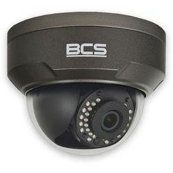 Kamera IP sieciowa kopułowa BCS Point BCS-P-214RWSA-G 4Mpx IR 30m