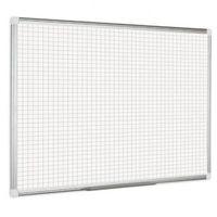 Tablice szkolne, Kratkowana tablica do pisania, kwadraty/raster, 180x120 cm