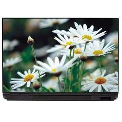 Naklejka na laptopa kwiaty p133