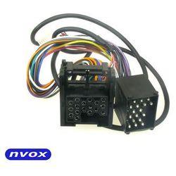 NVOX CAB1080A BMW 10PIN Kabel do zmieniarki cyfrowej emulatora MP3 USB SD BMW 10PIN