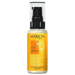 Marion, 7 efektów. Fluid na rozdwojone końcówki z olejkiem arganowym, 50ml - Marion OD 24,99zł DARMOWA DOSTAWA KIOSK RUCHU