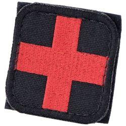 Condor Naszywka Krzyż Medyczny Czarna - Czarny