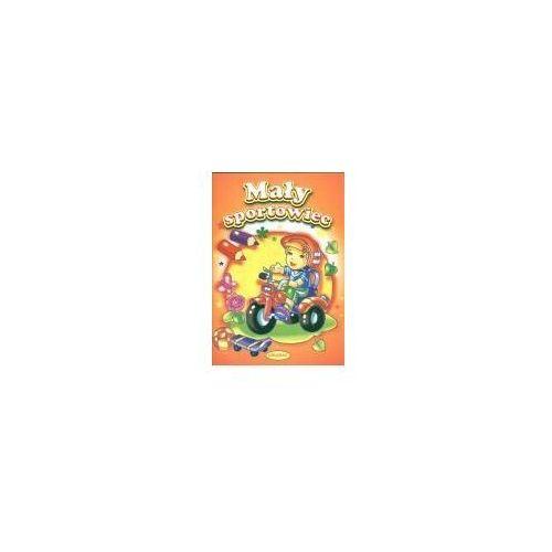 Książki dla dzieci, Mały sportowiec (opr. broszurowa)