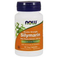 Pozostałe leki na układ pokarmowy, Silymarin Artichoke Dandelion (Sylimarin, Karczoch, Mniszek Lekarski) 50 kaps.