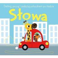 Książki dla dzieci, Dotknij, poczuj i podążaj po śladzie Słowa - Praca zbiorowa (opr. twarda)