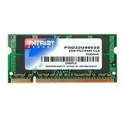 Patriot SO-DIMM 2GB DDR2 800 CL6