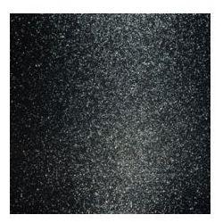 Folia wylewana czarna perłowa metaliczna połysk szer 1,52m SD002