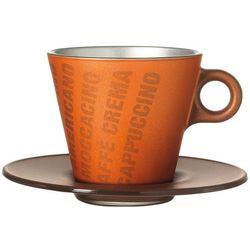 Filiżanka do Cappuccino Ooh Magico Leonardo brązowy metalik (063890)
