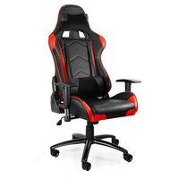 Fotele dla graczy, Fotel gamingowy Unique DYNAMIQ V5 z regulowanymi podłokietnikami - kolory - ZŁAP RABAT: KOD100