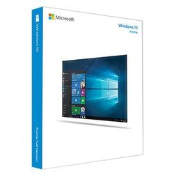 Windows 10 Home, naklejka z kluczem (CoA) 32/64 bit